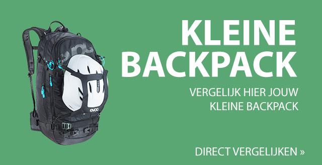 Kleine backpack kopen